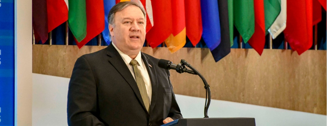 Secretary Pompeo's Meeting With the Lima Group