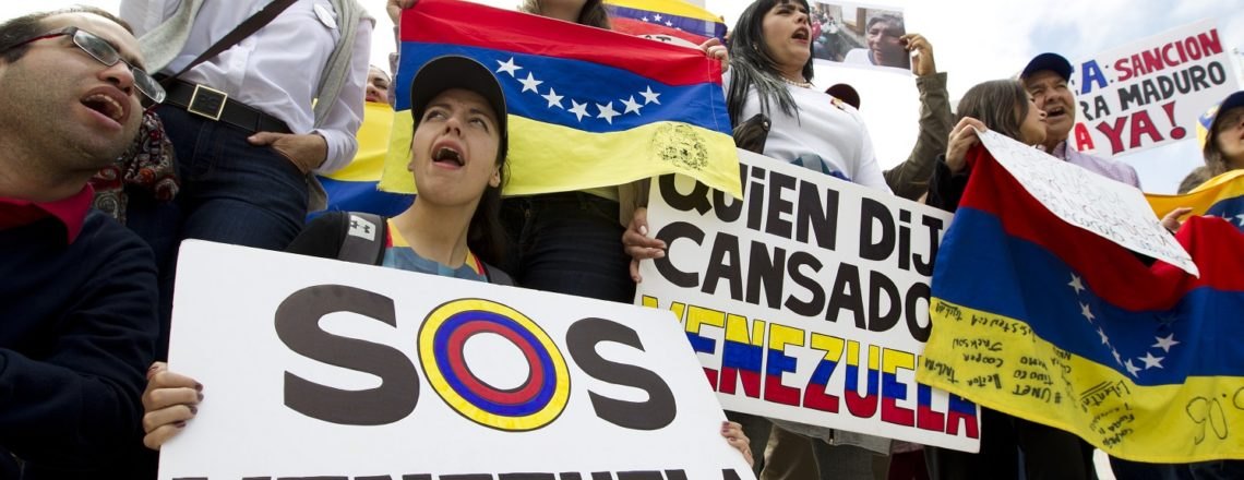 An Unequivocal Message From the People of Venezuela, Spokesperson Nauert statement